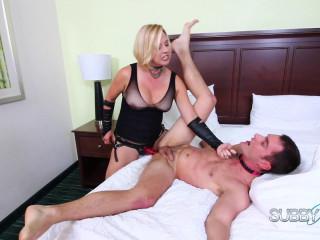 Goddess Brianna Punishes Her Cuck Full Video