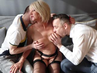 Amy  - Threesome FullHD 1080p