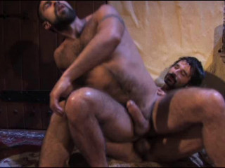 Gangbang In Arabian Night
