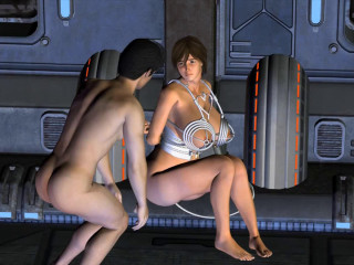 Teacher abductee Teicha Abudakutei Best Quality 3D Porn
