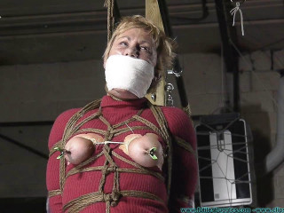 Alice's First Ever Hogtie