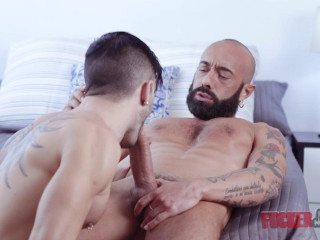 Gianni Maggio and Andy Starlet