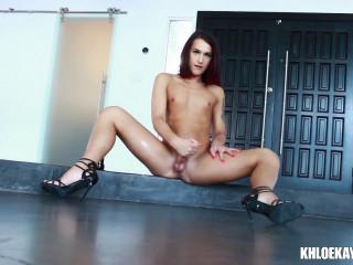 Khloe Kay Sexy Solo