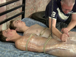 Captured And Wanked Off (Casper Ellis, Sebastian Kane, Zac Langton)