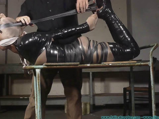 Severe Tape Bondage For Rubee Rox - Part 3 - HD 720p