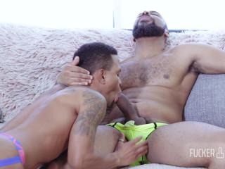Ray Diesel & Cesar Paulino