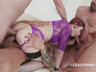 Total Gangbang Destruction With Dap For Violet Monroe