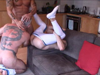 Bricklayer1001 - Spandex Muscle 3