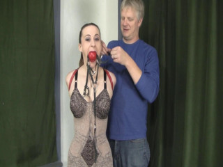 Serene Armbinder, Girdle, and Super Arch Heels