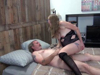 Her pussy is wet