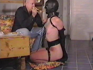 Slave in Mask