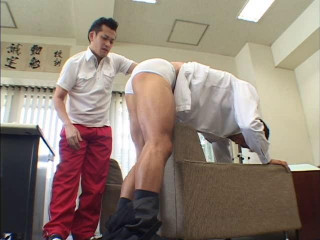 Crimson Ass cheeks Academy - Yr 3 Spa Team! - Mr. Warm Bum - Hardcore, HD, Asian
