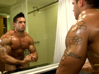 Henrique - Hunky Muscle