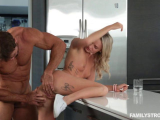 FStrokes - Super Home Young Sluts part27