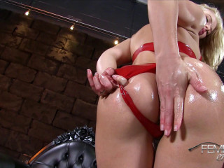 Anikka Albrite - Worship My Sweaty Ass