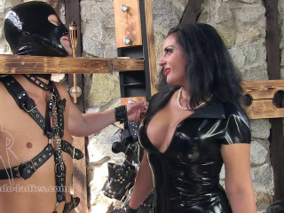 Mistress Ezada - Training The Sexslave