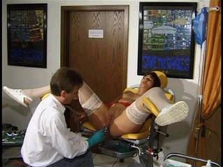 Real Gynecology Exam