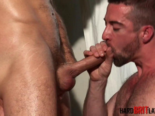 Craig Daniel And Scott Hunter - HardBritLads