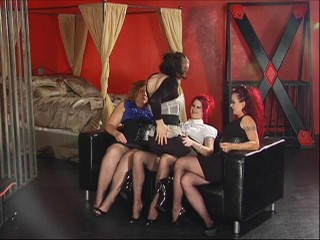 Academy For Sissies part 3