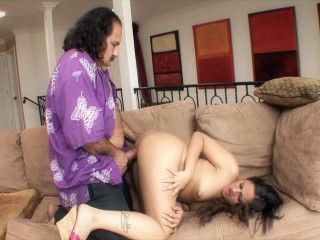 Combat Zone - Ron Jeremy Fucking a Smoking Hot Teen