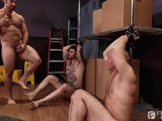 Sexual His Assment Scene 2 - Jaxton Wheeler, Teddy Bryce & John Magnum (1080p)