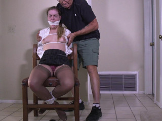 Kendra Lynn-Keeping your girlfriend bound and gagged!