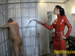 Breaking the Prisoner Dove-Tail Whipping