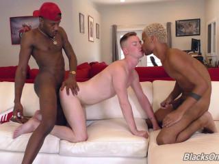 Blacks On Guys - Kyler Ash