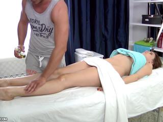 Super Sweet After Massage Sex  part 40