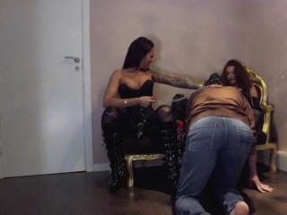 Danishfemdom - Chastity Piercing