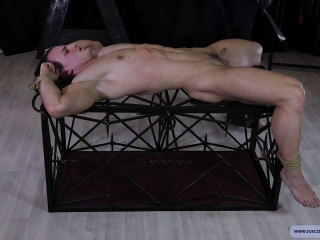 RusCapturedBoys Artem Zakharov in Slavery. Part I
