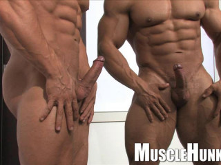 MuscleHunks - Angel Cordoba 6: Angel is No Angel