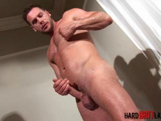 Hans Berlin Masturbates Off (720p)