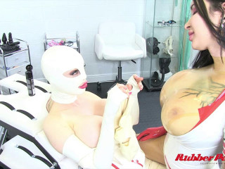 Lewd Spandex Nurses - Part - 2 - HD 720p