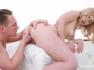 Lolly Small - Cute girl gets her asshole banged