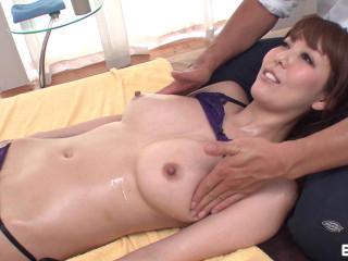 Busty Celeb's Erotic Anal Massage