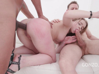 Alexa Flexy gets more anal training with huge cocks (2019)