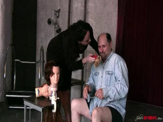 Doll Fucked W Ass To Mouth Amp Taked Cum Consumption