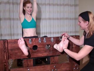 TickleIntensive - Sienna Aldridge Unprepared!