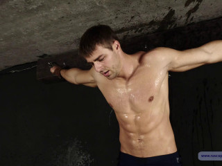RusCapturedBoys Gymnast Anton in Slavery. Part I