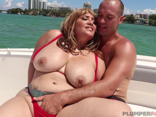 Risa Chacon - Boat Riding Lisa 1080p