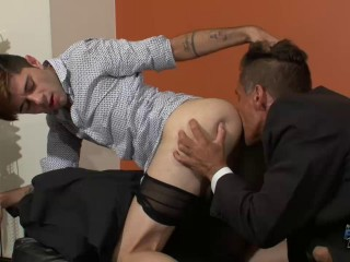MyFirstDaddy - The Art of Fucking Younger Boys