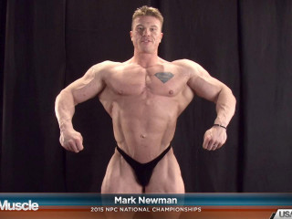 USA Muscle - Best of 2015 NPC Backstage Posing - The Big Men