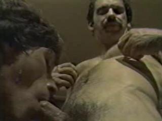 Bareback Guy Busters Lecturers of A Obscene Art (1985) - J.D. Slater, Jason Steele, Scott Avery