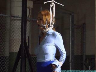 Tit Torture For Ashley Graham - Scene 1 - HD 720p