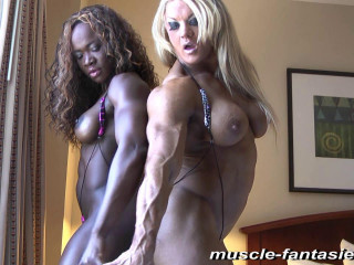 Angel Curvz & Lisa Cross
