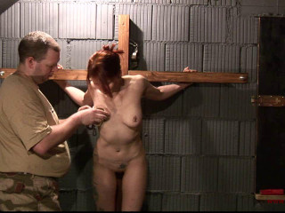 Toaxxx - (tx253) Melanie in the Dungeon space - pt 3