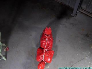 Mummification Hogtie For Rachel - Part 4