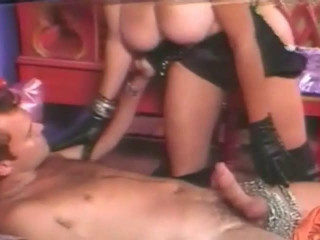 Busty Superstars Of The 90's - Beverlee Hills, Lisa Lipps, Nikki King