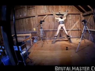 Cunt - Prison Strap Torture